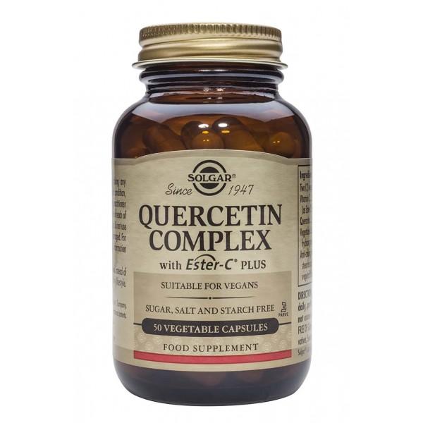 Solgar Quercetin Complex 50 veg caps