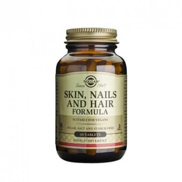 Solgar Skin Nails and Hair Formula 60tablete