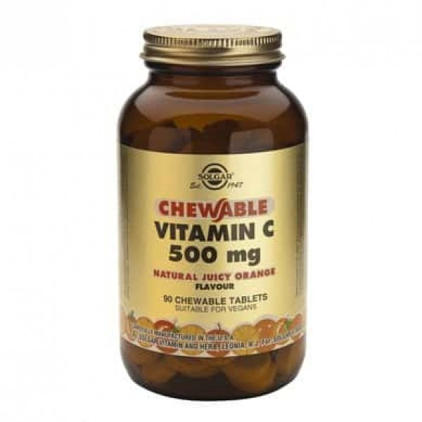 Solgar Vitamin C 500mg 90 tablete