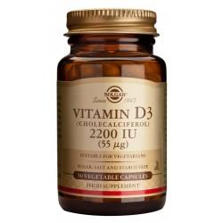 Solgar Vitamin D3 2200ui 50 cps