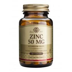 Solgar Zinc Gluconate 50mg 100 tablete
