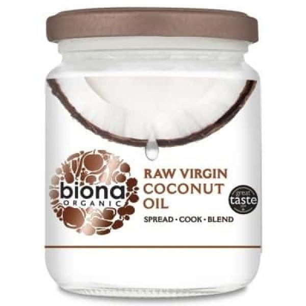Ulei de cocos virgin 200g Biona