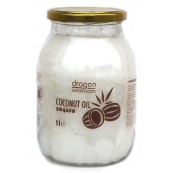 Ulei de cocos virgin bio 1 litru