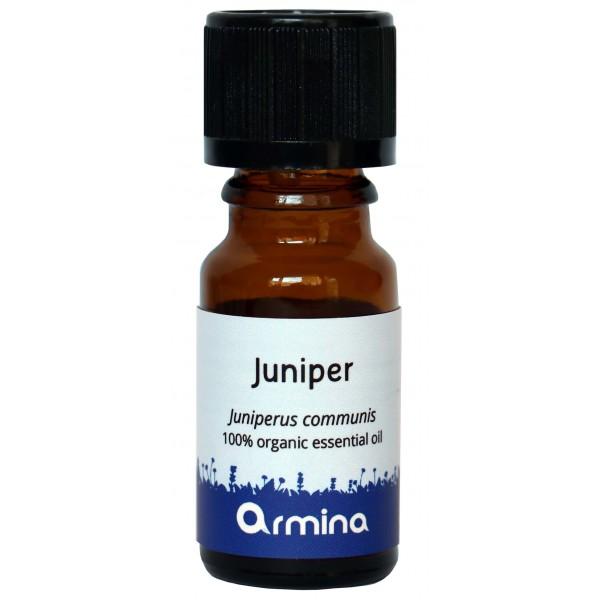 Ulei esential de ienupar (juniperus communis) bio 10ml