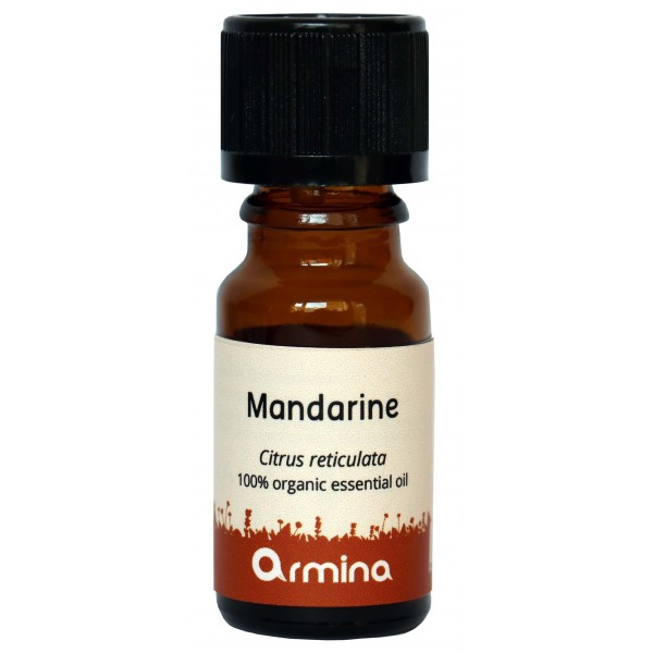 Ulei esential de mandarin (citrus reticulata) bio 10ml, Armina