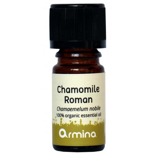 Ulei esential de musetel roman (chamamelum nobile) bio 5ml, Armina
