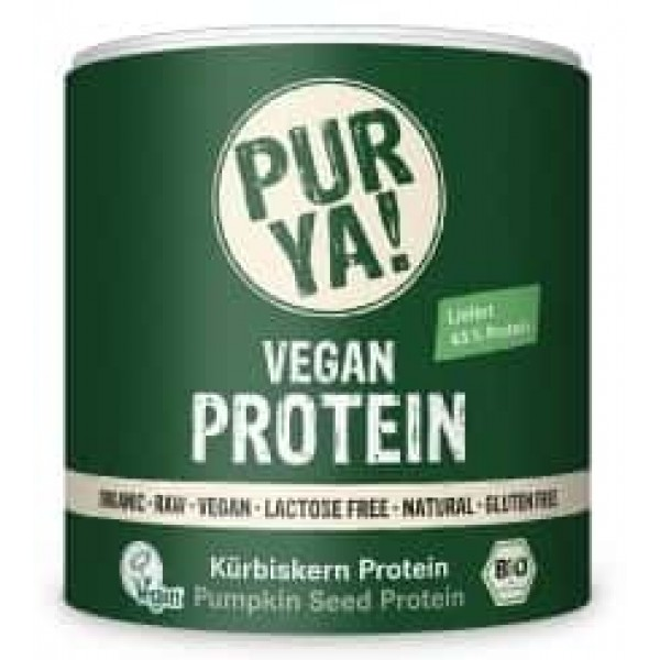 Vegan Protein din seminte de dovleac raw bio 250g
