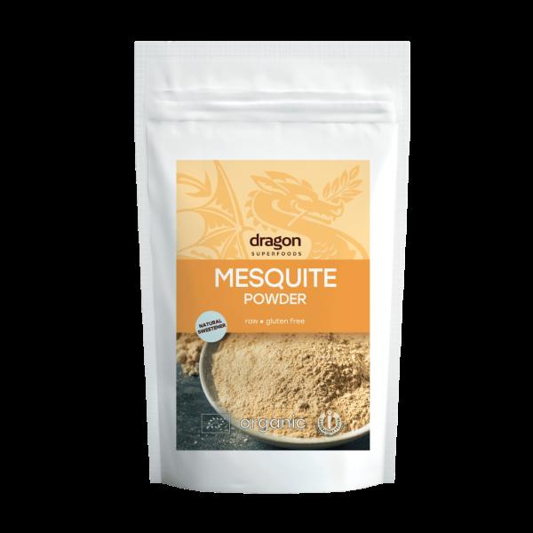 Mesquite raw bio 200g