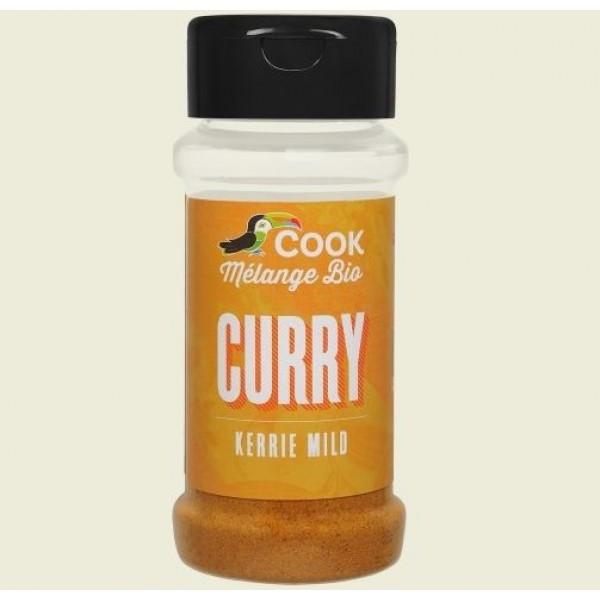 Mix de condimente curry bio 35g
