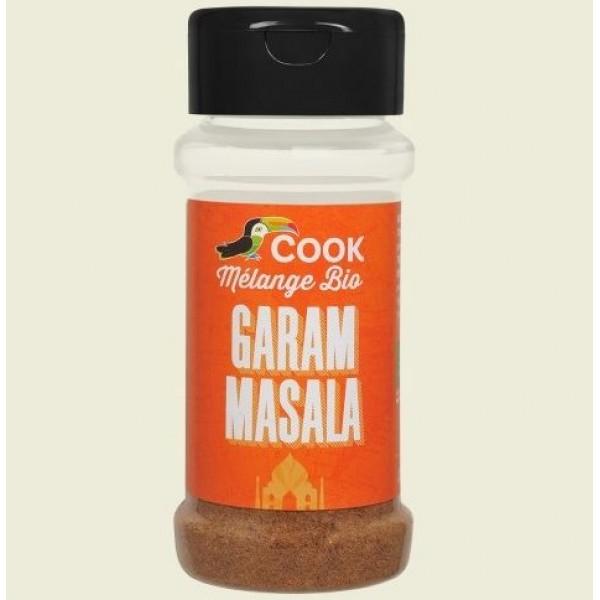 Mix de condimente Garam Masala bio 35g