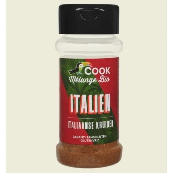 Mix de condimente italian bio 28g
