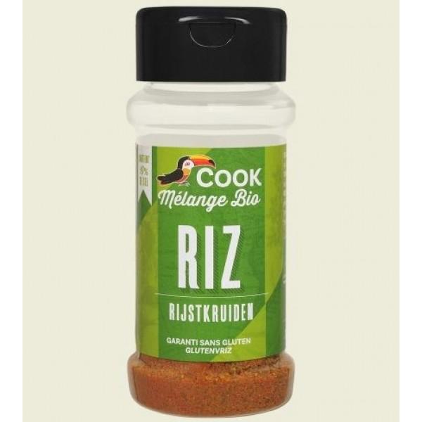 Mix de condimente pentru orez bio 27g