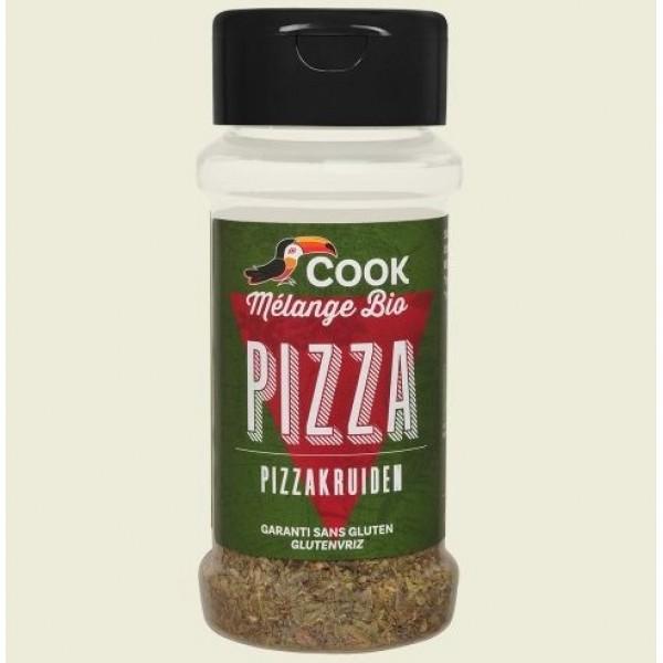 Mix de condimente pentru pizza bio 13g