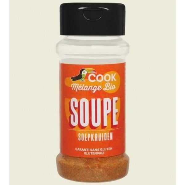 Mix de condimente pentru supa bio 40g