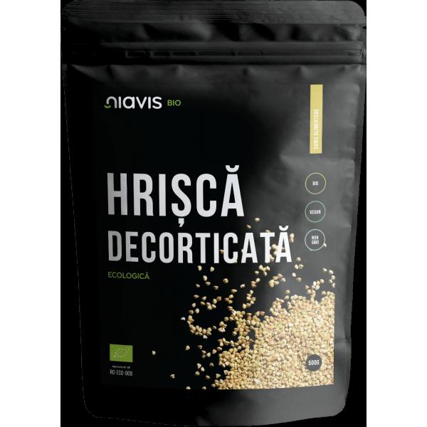 Niavis Hrisca Decorticata Ecologica/BIO 500g