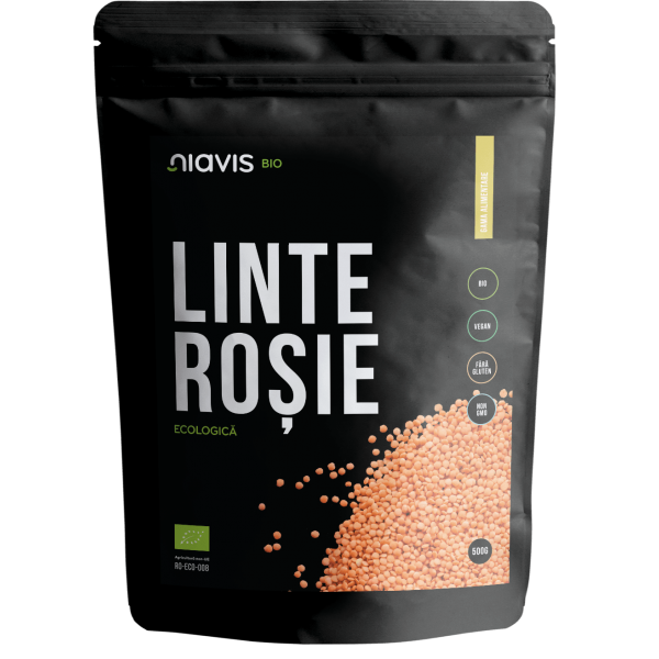 Niavis Linte Rosie Ecologica/BIO 500g