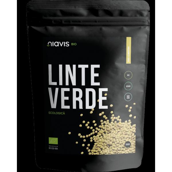 Niavis Linte Verde Ecologica/BIO 500g