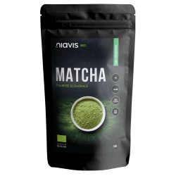 Niavis Matcha Pulbere Ecologica/BIO 60g