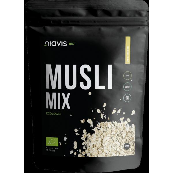 Niavis Musli Mix Ecologic/BIO 400g