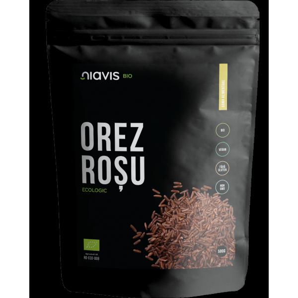 Niavis Orez Rosu Ecologic/BIO 500g