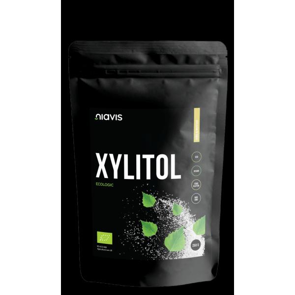Niavis Xylitol Pulbere Ecologica/BIO 250g