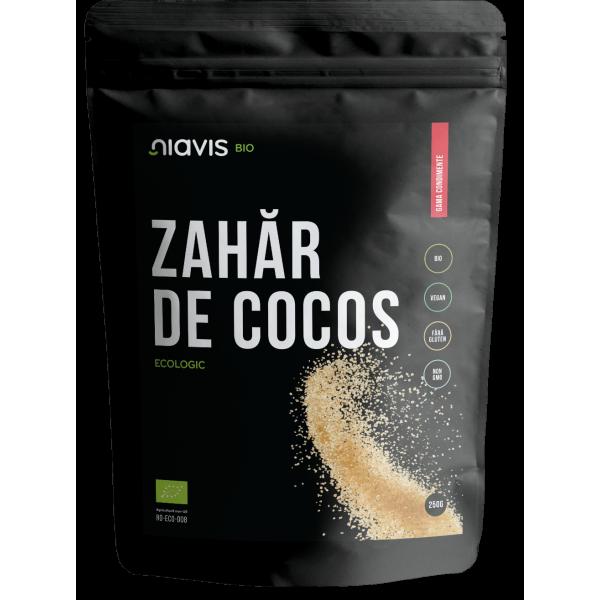 Niavis Zahar de Cocos Ecologic/BIO 250g