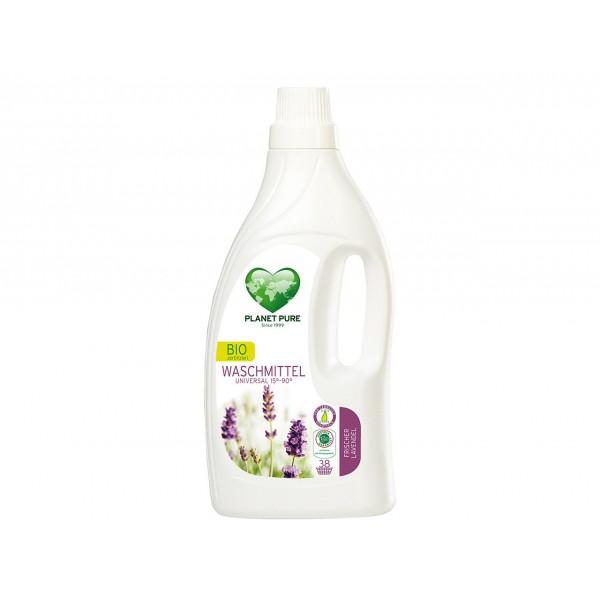 Planet Pure Detergent bio de rufe - lavanda - 1.55L