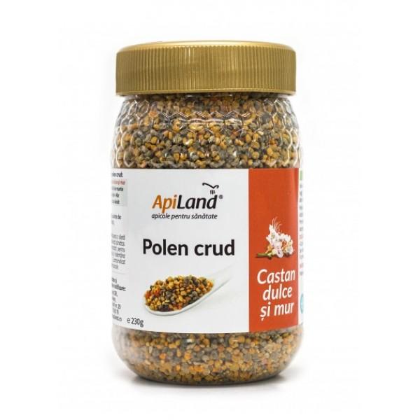 Apiland Polen crud castan dulce și mur 230g