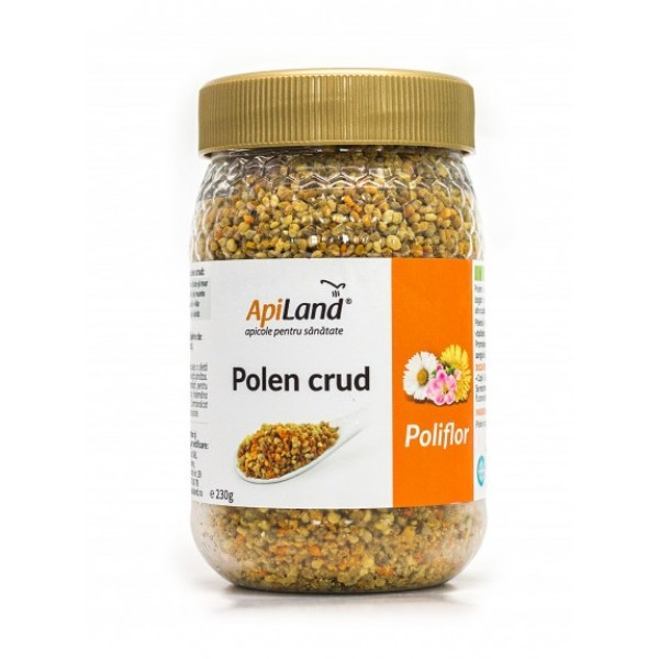 Polen crud poliflor 230g, Apiland