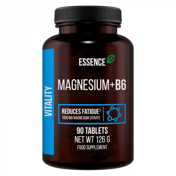 Essence Magneziu + B6 90 tablete
