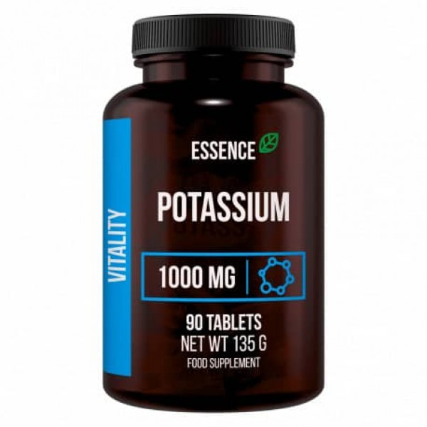 Essence Potasiu 90 tablete