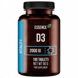 Essence Vitamina D3 2000 UI, 180 tablete