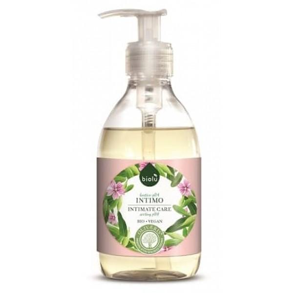 Gel ecologic pentru igiena intima cu tea tree si eucalipt 300ml PH 4.0