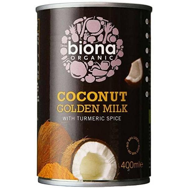 Lapte de cocos cu turmeric eco 400ml
