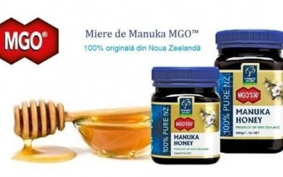 Miere de Manuka - beneficii și mod de utilizare