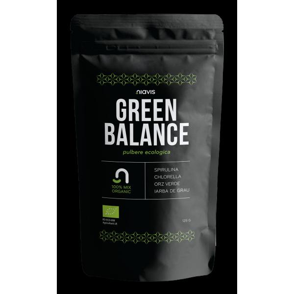 Niavis Green Balance - Mix Ecologic 125g