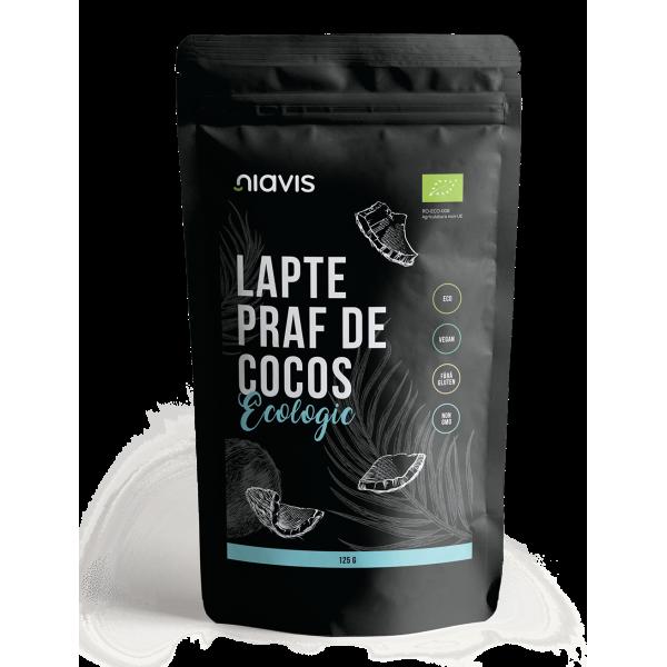 Niavis Lapte Praf de Cocos Ecologic/BIO 125g