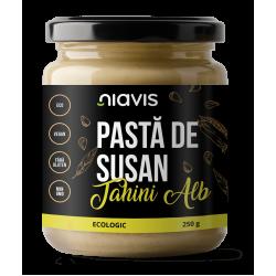 Niavis Pasta de Susan (Tahini Alb) Ecologica/BIO 250g