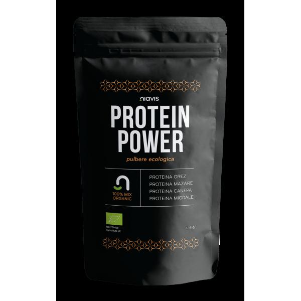 Niavis Protein Power - Mix Ecologic 125g