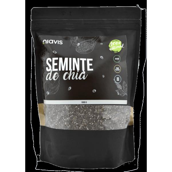 Niavis Seminte de Chia 1kg