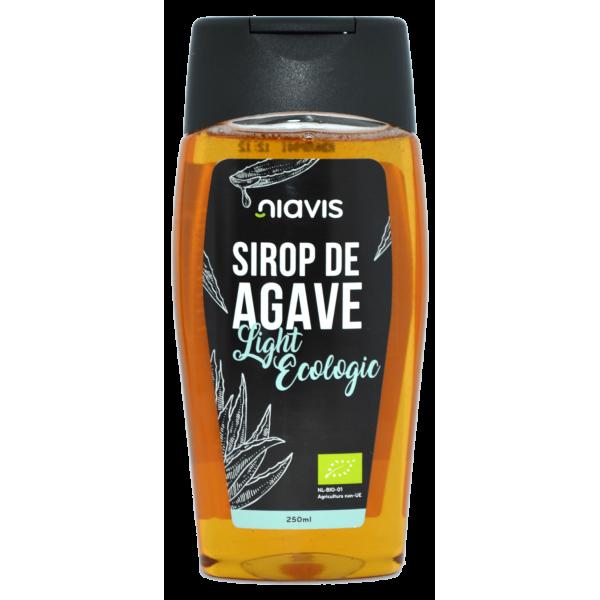 Niavis Sirop de Agave Light Ecologic/BIO 250ml/350g