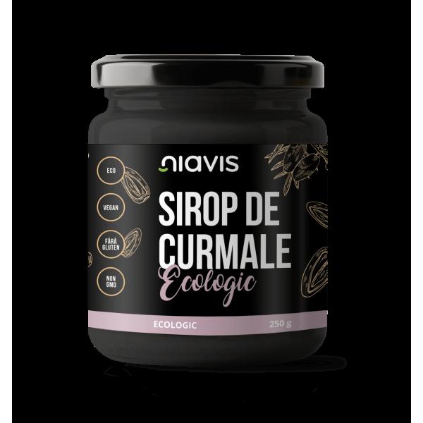 Niavis Sirop de Curmale Ecologic/BIO 250g