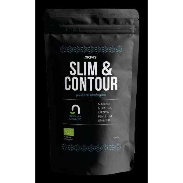 Niavis Slim & Contour - Mix Ecologic 125g