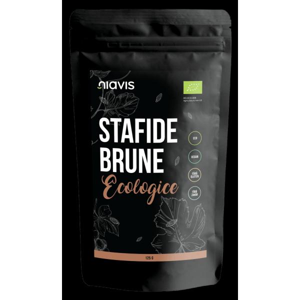 Niavis Stafide Brune Ecologice/BIO 125g