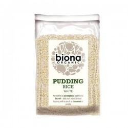 Orez alb pentru orez cu lapte eco 500g, Biona