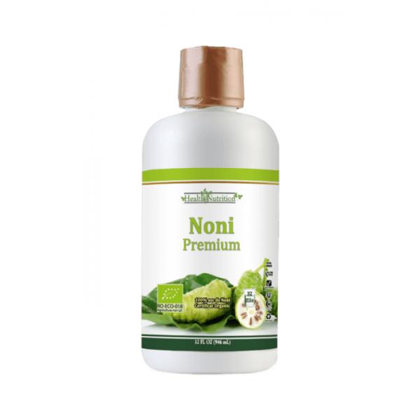 Suc Noni Premium 100% Pur, Bio 946ml