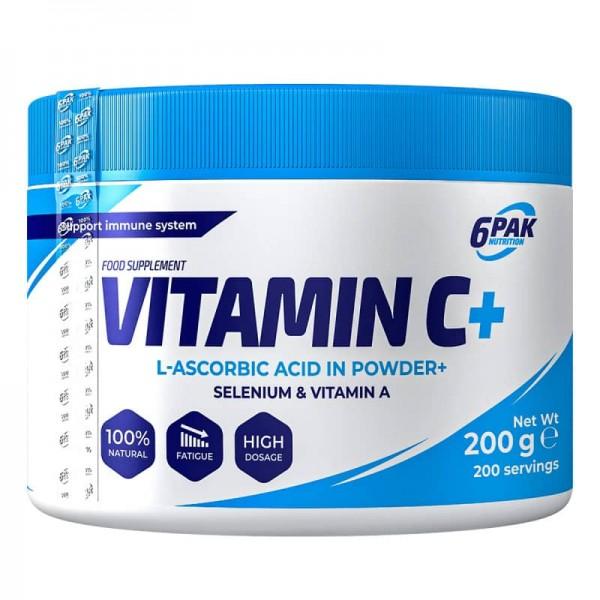 Vitamina C Plus pudra 200g