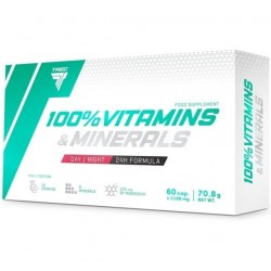Vitamine si minerale 100% 60 capsule
