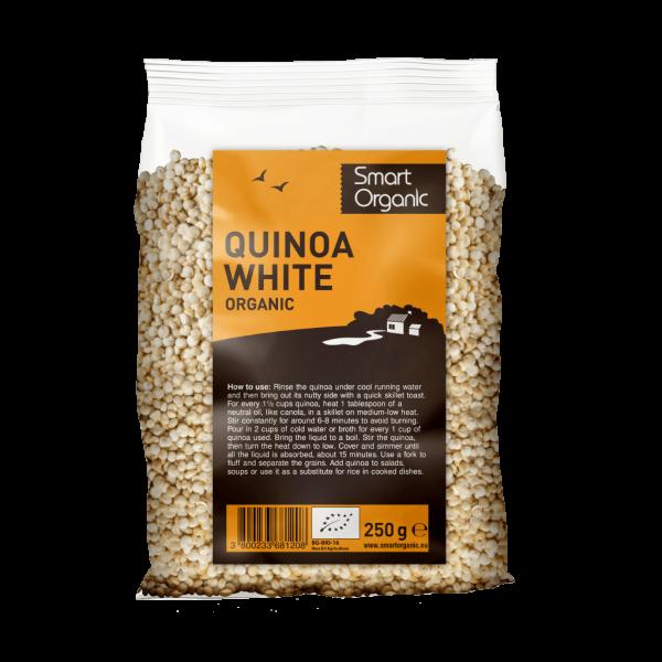 Quinoa alba bio 250g