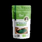 Spirulina pulbere raw bio 125g